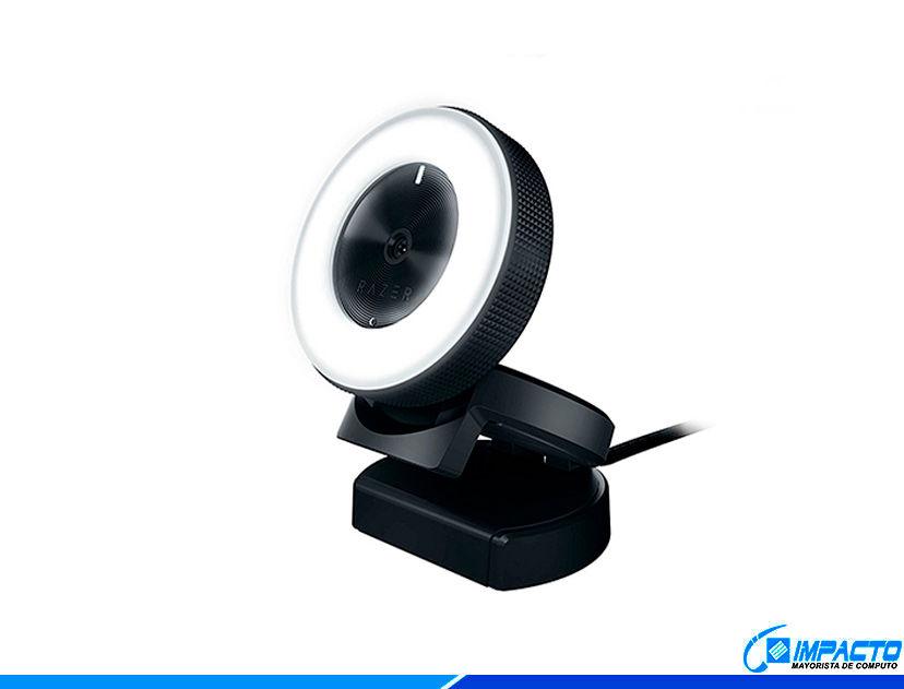 CAMARA WEB RAZER KIYO ( RZ19-02320100-R3U1 ) 720P HD | LED- BLANCA