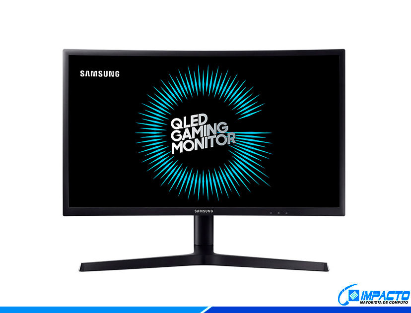"MONITOR SAMSUNG LED 23.5"" ( C24FG73FQL ) GAMING 