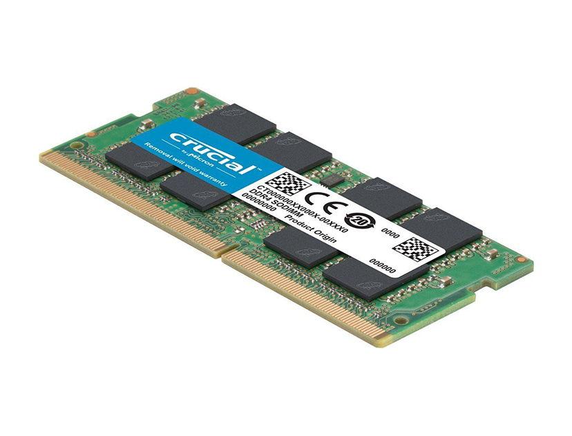 MEM. SODIMM CRUCIAL DDR4 4GB/2400 ( CT4G4SFS624A )
