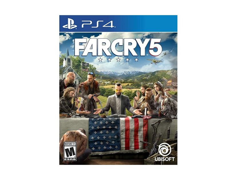 VIDEOJUEGO PLAYSTATION PS4 FARCRY5 ( 887256028862 )
