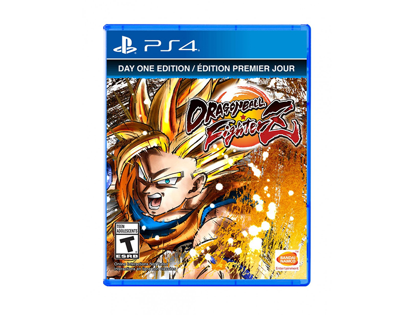 VIDEOJUEGO PLAYSTATION PS4 DRAGON BALL FIGHTER Z ( 722674122054 )