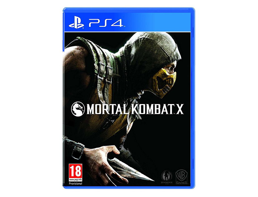 VIDEOJUEGO PLAYSTATION PS4 MORTAL KOMBAT X ( 883929425112 )