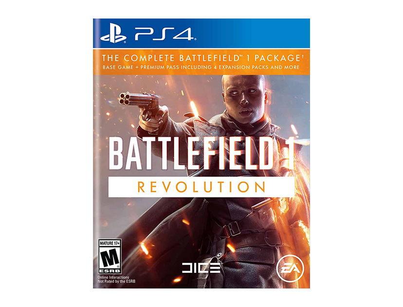 VIDEOJUEGO PLAYSTATION PS4 BATTLEFIELD 1  REVOLUTION ( 014633372960 )