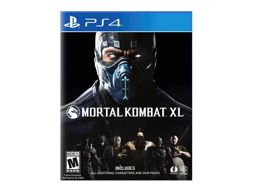 VIDEOJUEGO PLAYSTATION PS4 MORTAL KOMBAT XL ( 883929527458 )