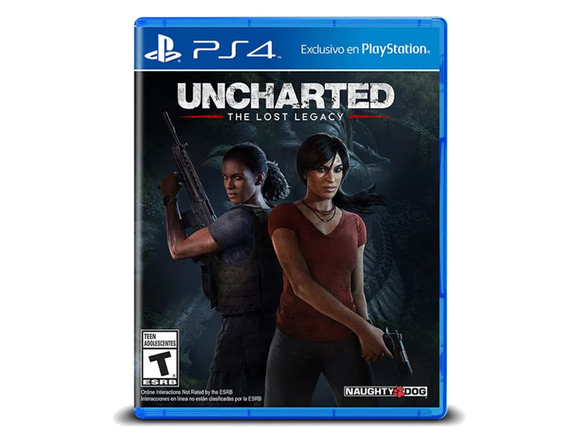 VIDEOJUEGO PLAYSTATION PS4 UNCHARTED THE LOST LEGACY ( 711719510499 )