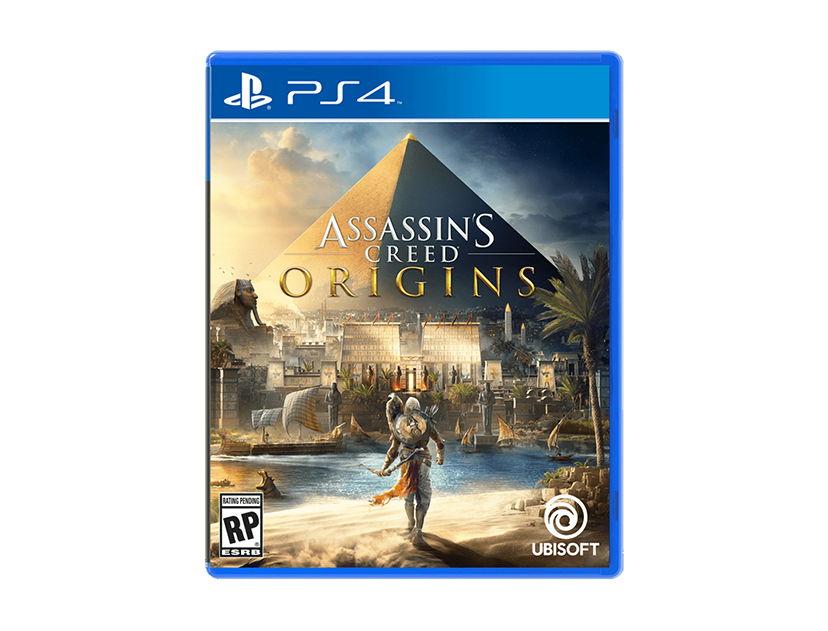 VIDEOJUEGO PLAYSTATION PS4 ASSASSINS CREED ORIGINS ( 887256028442 )