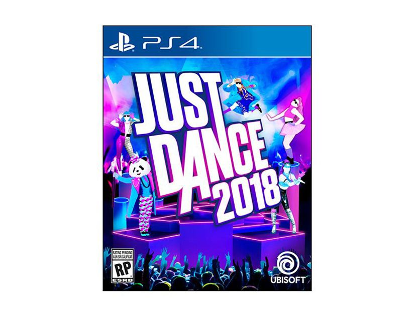 VIDEOJUEGO PLAYSTATION PS4 JUST DANCE 2018 ( 887256028657 )