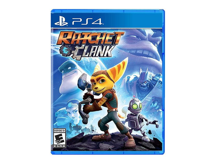 VIDEOJUEGO PLAYSTATION PS4 RATCHET & CLANK ( 711719501244 )
