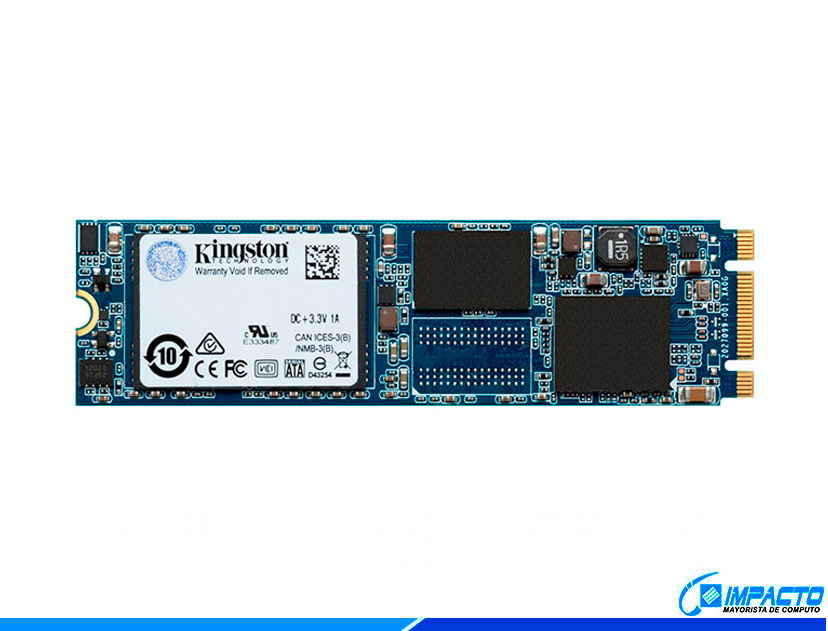 SSD  M.2 SOLIDO KINGSTON 480GB ( SUV500M8/480G ) 80MM