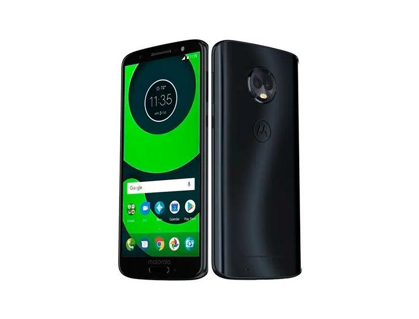 "SMARTPHONE MOTOROLA MOTO G6 ( PAAF0005SV ) 5.7"" | AZUL | 32GB ROM | 3GB RAM | 3000MAH | CAM 12MP-5MP"