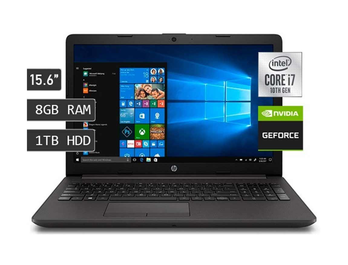 "LAPTOP HP 250 G7 I7-1065G7 ( 17G33LT#ABM ) 15.6"" - I7 - 1TB - 8GB - MX130 2G - S"