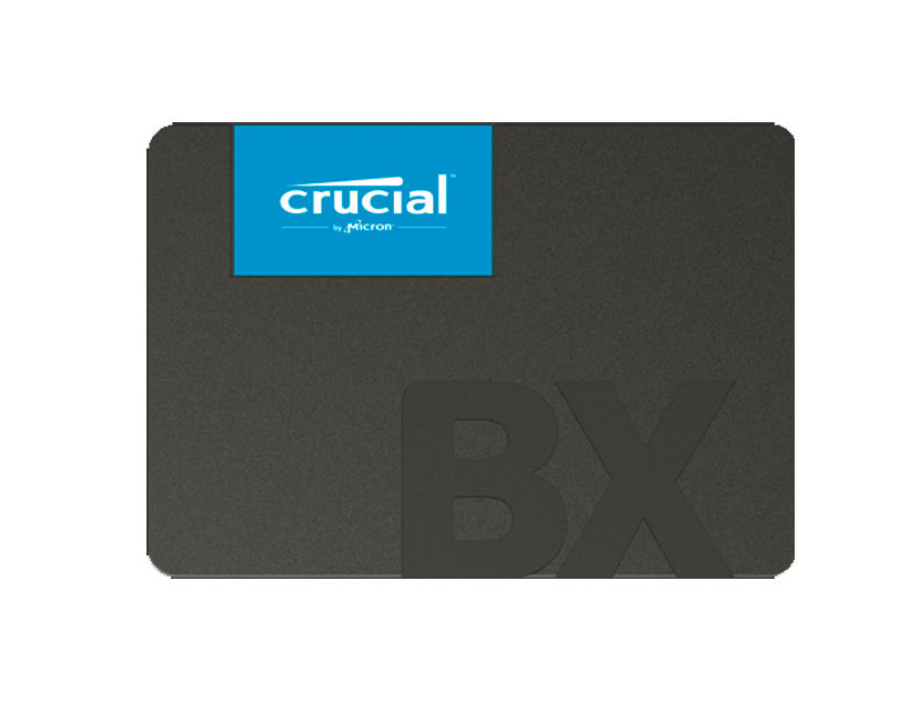 SSD SOLIDO CRUCIAL 120GB ( BX500 ) CAJA