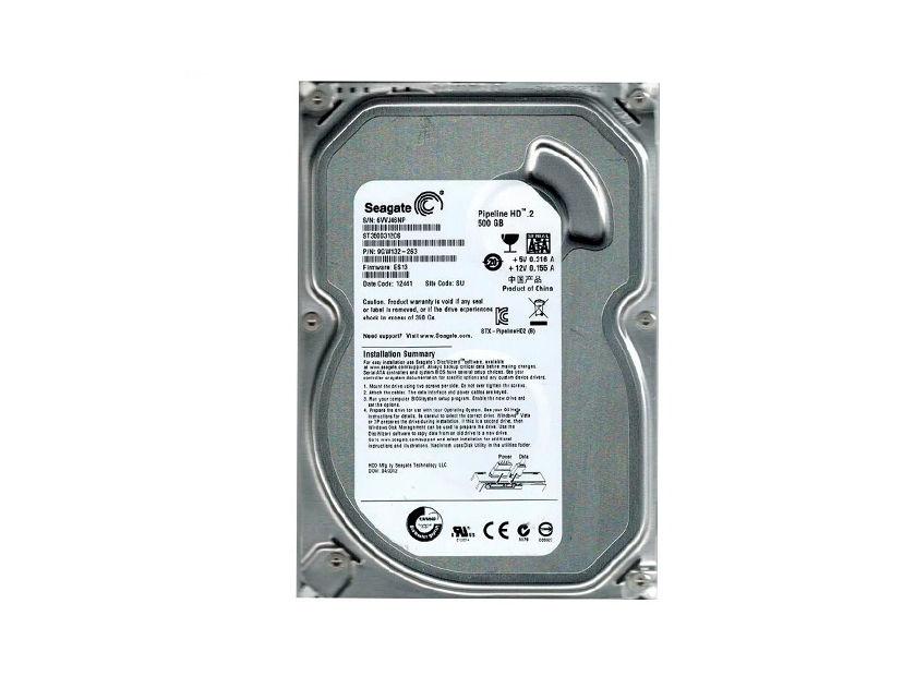 HDD  SEAGATE 500GB ( ST3500414CS ) PULL   16MB   5900RPM