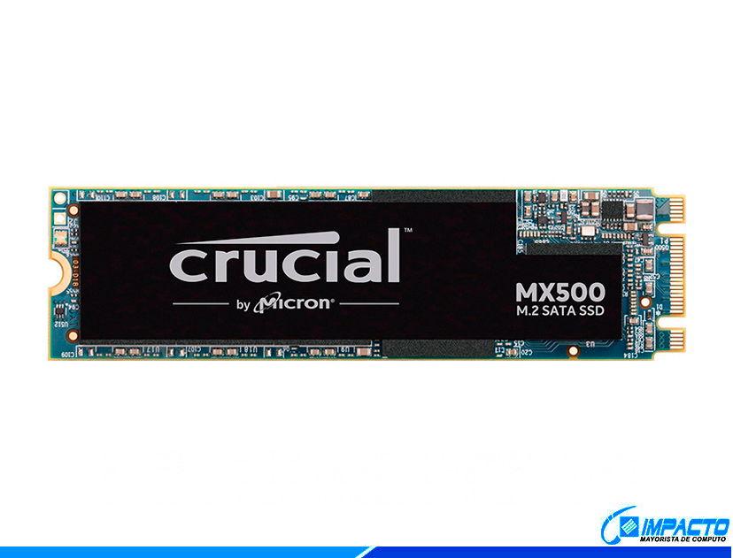 SSD M.2 SOLIDO CRUCIAL MX500 1TB ( CT1000MX500SSD4 ) 80MM