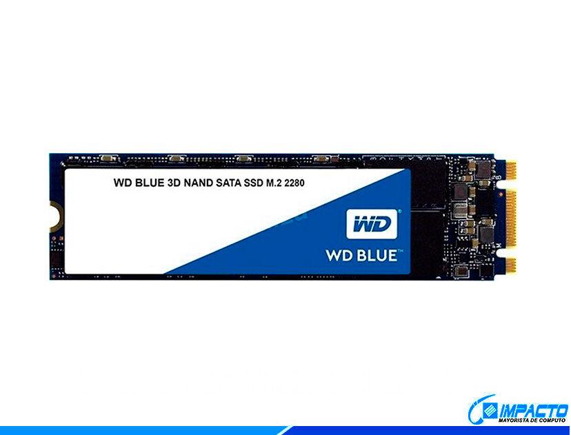SSD M.2 SOLIDO WESTER DIGITAL 2280 1TB ( WDS100T2B0B ) AZUL | 80MM