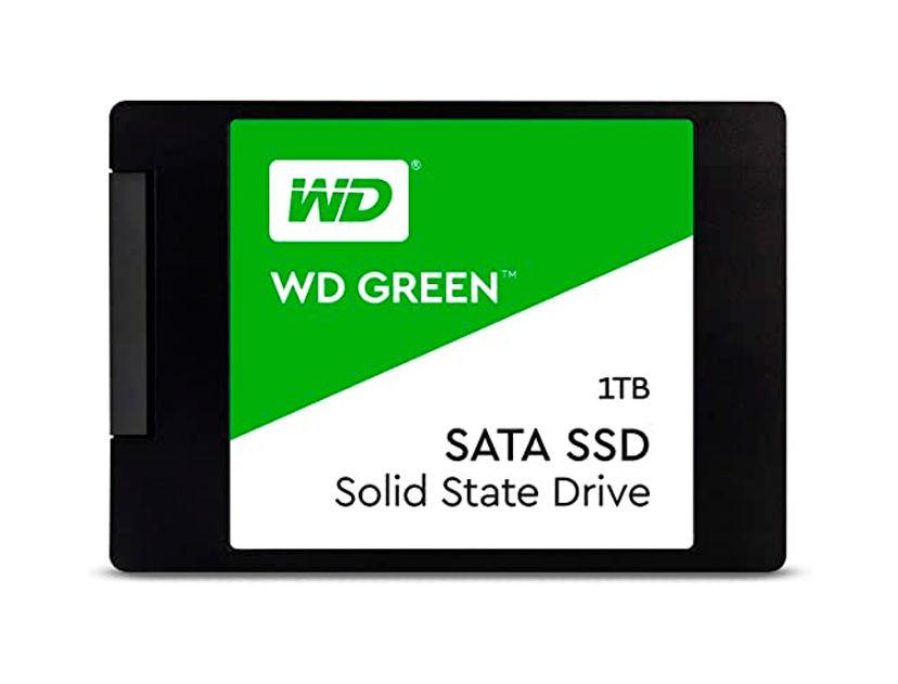 SSD SOLIDO WESTERN DIGITAL 1TB ( WDS100T2G0A-00JH30 ) VERDE