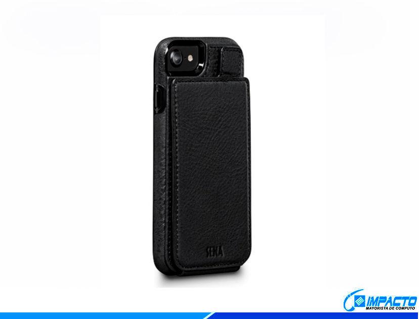 ESTUCHE PARA SMARTPHONE SENA IPH7 PLUS ( SFD309AMUS-50R ) NEGRO