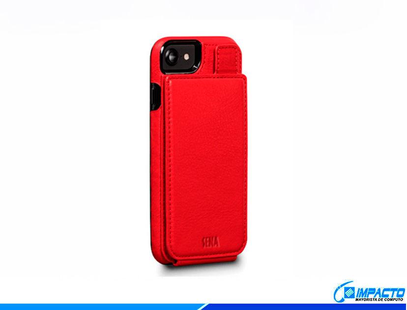 ESTUCHE PARA SMARTPHONE SENA IPH7 ( SFD30803AMUS-50R ) ROJO