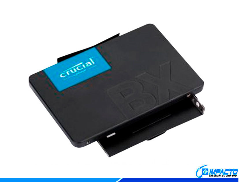 SSD SOLIDO CRUCIAL 960GB ( BX500 ) CAJA