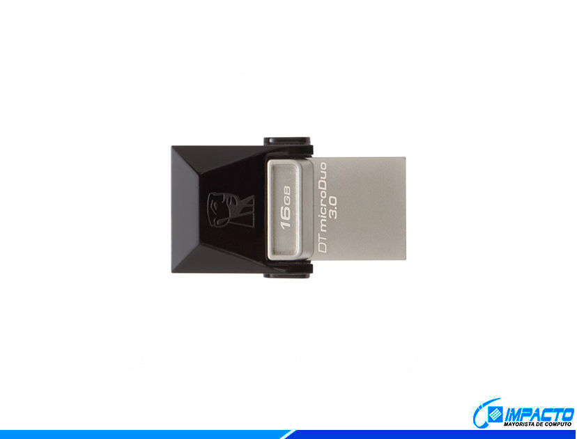 MEM. USB + MICRO.USB KINGSTON 64 GB ( DTDU03C/64GB ) 3.0 | 3.1  | TIPO C |