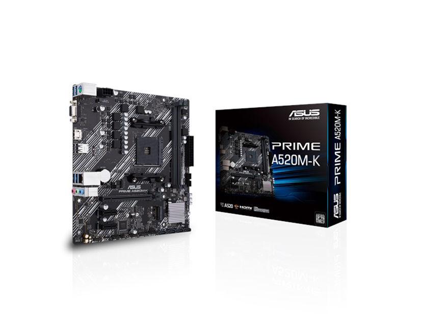 MB ASUS PRIME A520M-K ( PRIME A520M-K ) AM4