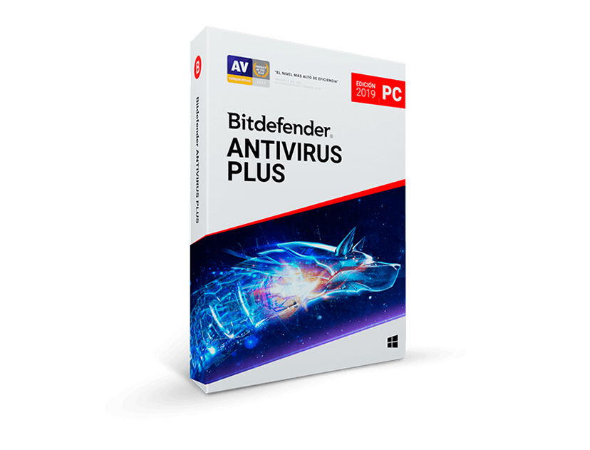 ANTIVIRUS  BITDEFENDER PLUS ( BDAV20191Y1U-B ) 1 PC ( 2 X 1 ) 15 MESES