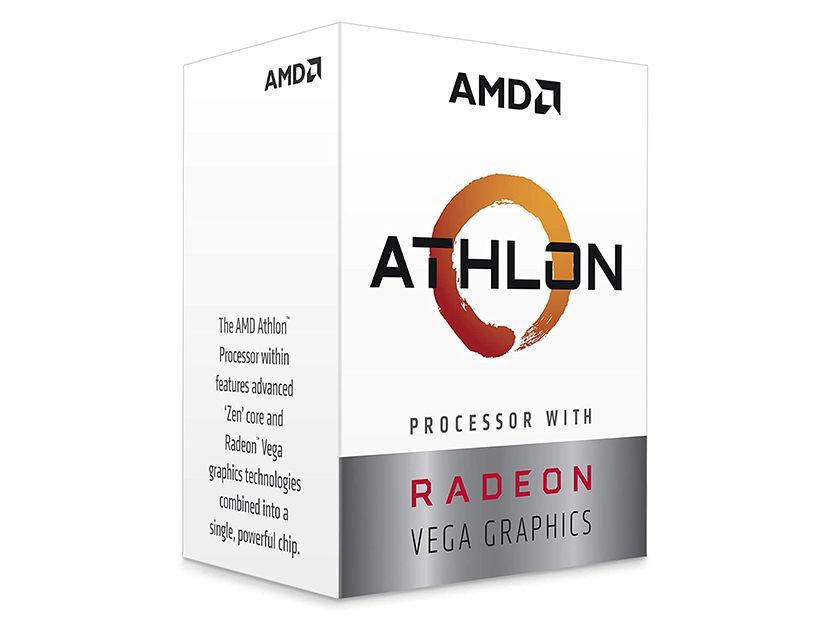 PROC. AMD ATHLON 220GE ( YD220GC6FBBOX ) 3.4GHZ-5.0MB | AM4