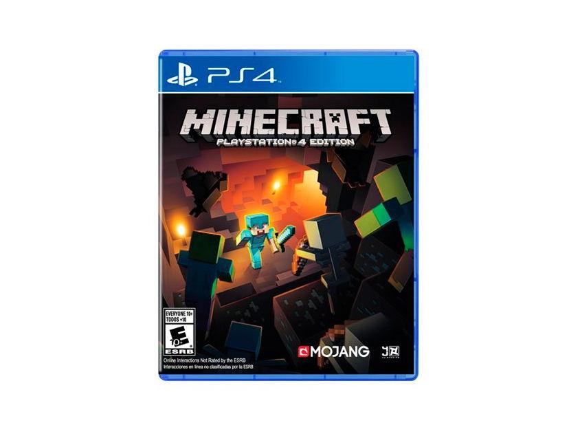 VIDEOJUEGO PLAYSTATION PS4 ( 711719053279 ) MINECRAFT 4 EDITION