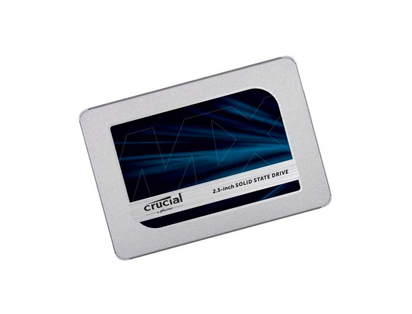SSD SOLIDO CRUCIAL MX500 250GB ( CT250MX500SSD1 )