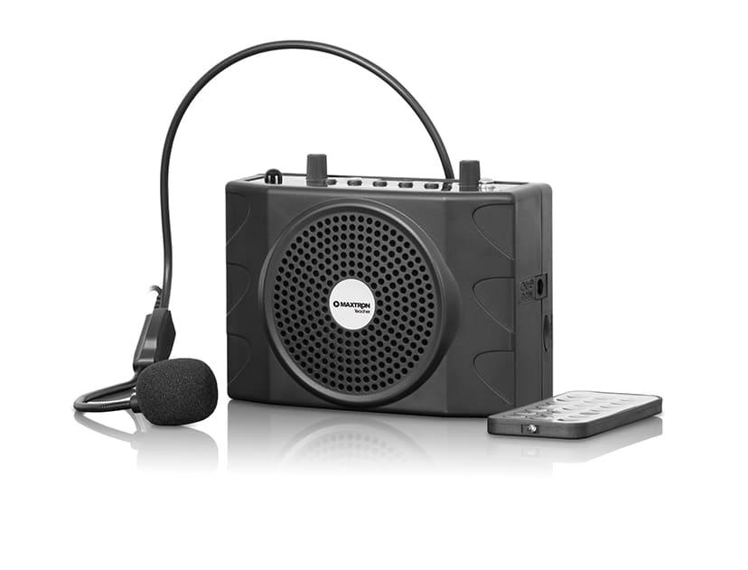ALTAVOZ MAXTRON TEACHER ( MX 400BT ) USB+SD+FM
