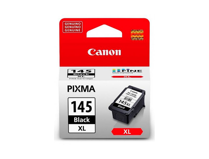 CARTUCHO CANON 145XL ( 8274B001AA ) NEGRO - MG2410 / MG2510