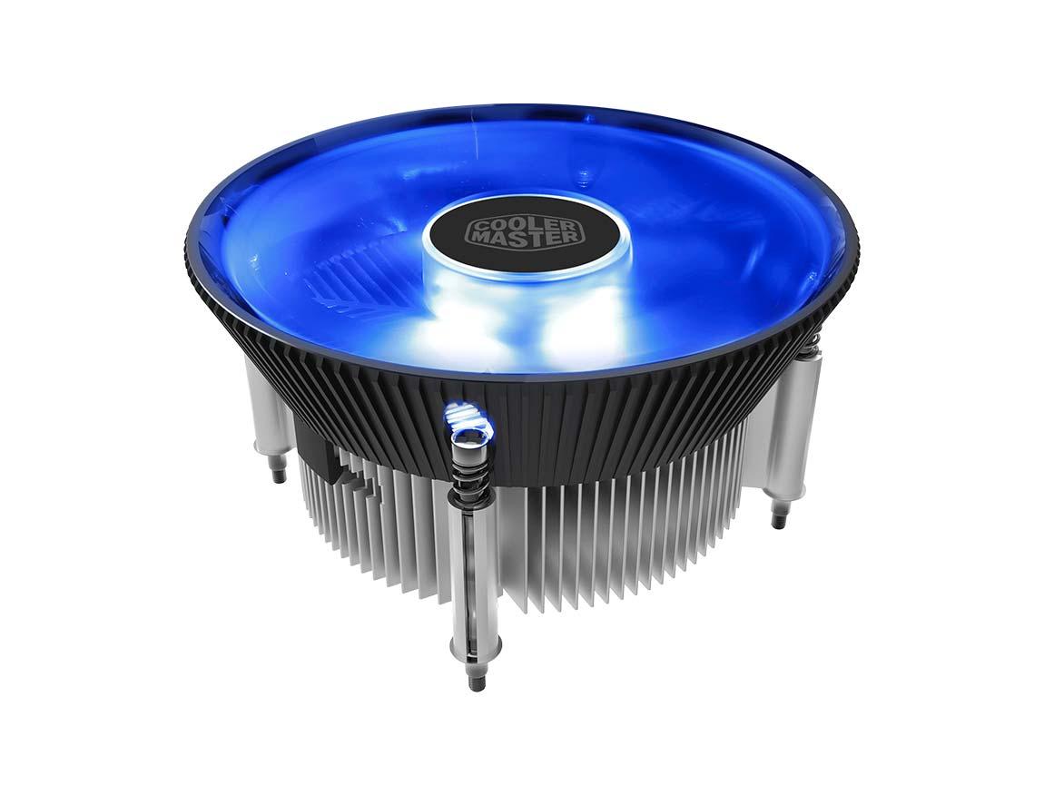 COOLER PROC. COOLER MASTER STANDARD COOLER I70C ( RR-I70C-20PK-R1 ) LED- AZUL