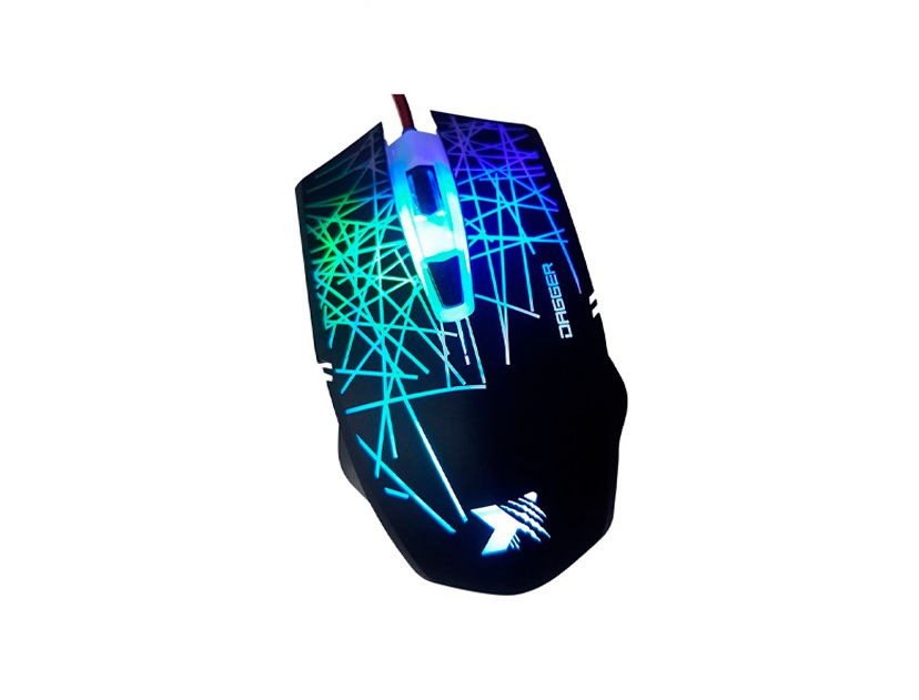 MOUSE XBLADE DAGGER ( GXB-M307 ) GAMING | LED - MULTICOLOR