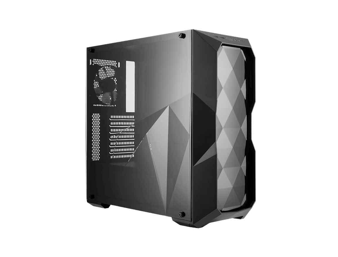 CASE COOLER MASTER MASTERBOX TD500L ( MCB-D500L-KANA50-S00 ) 500W | NEGRO | 1 PANEL ACRILICO