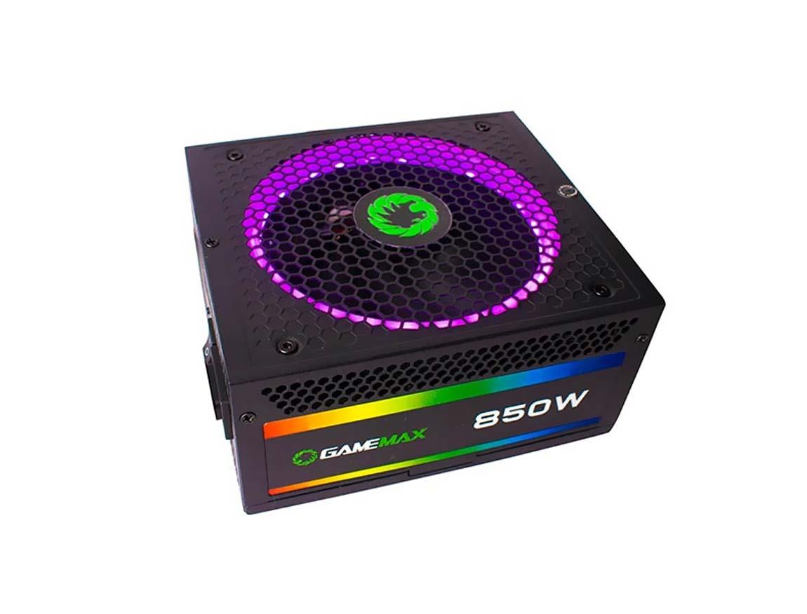 FUENTE GAMEMAX GP SERIES 850W ( GP-850 ) 850W | BRONZE