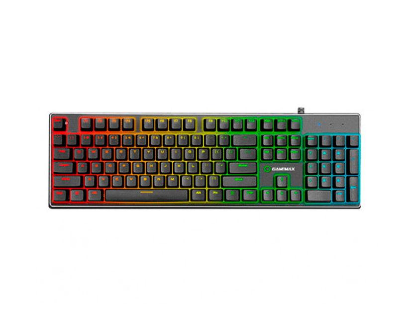 TECLADO GAMEMAX ( KG901 ) GAMING | LED- RGB