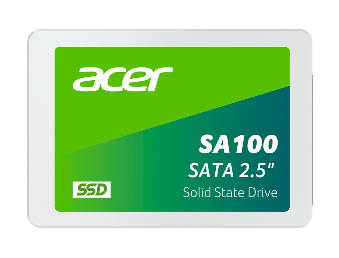 SSD SOLIDO ACER SA100 480GB ( BL.9BWWA.103 )