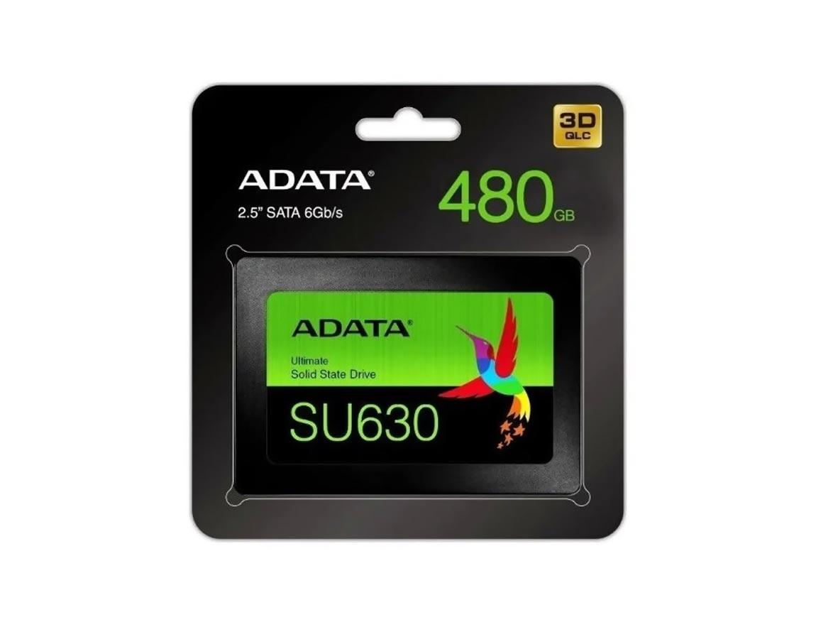 SSD SOLIDO ADATA 480GB SU630 ( ASU630SS-480GQ-R )