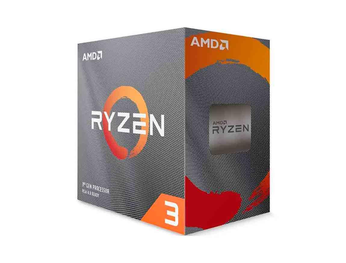 PROC. AMD RYZEN 3 3100 ( 100-100000284BOX ) 3.6GHZ-16MB | AM4