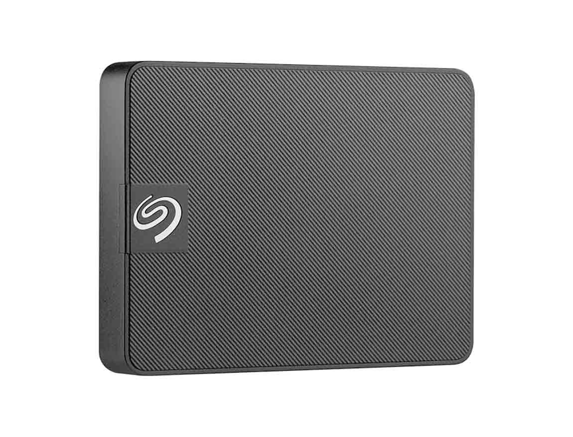 SSD  EXTERNO SEAGATE EXPANSION 500GB ( STJD500400 ) NEGRO
