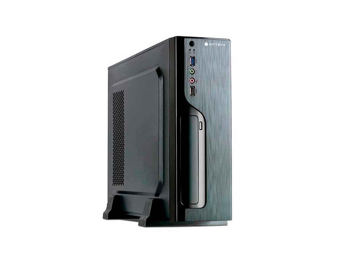 CASE MINI ANTRYX EXTREME XS-120 ( AC-XS120K-350CP ) 350W | NEGRO