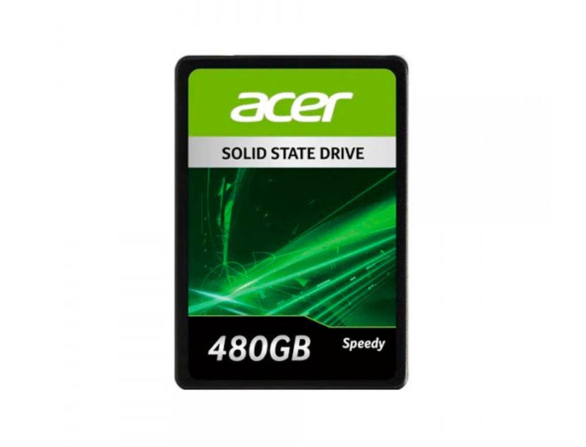 SSD SOLIDO ACER SPEEDY 480GB ( ZL.SRGCC.003 ) BLISTER