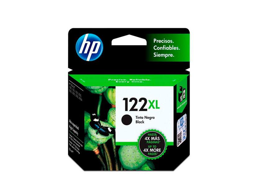 CARTUCHO HP  122XL ( CH563HL ) NEGRO - 1000 / 2050 / 3000 +