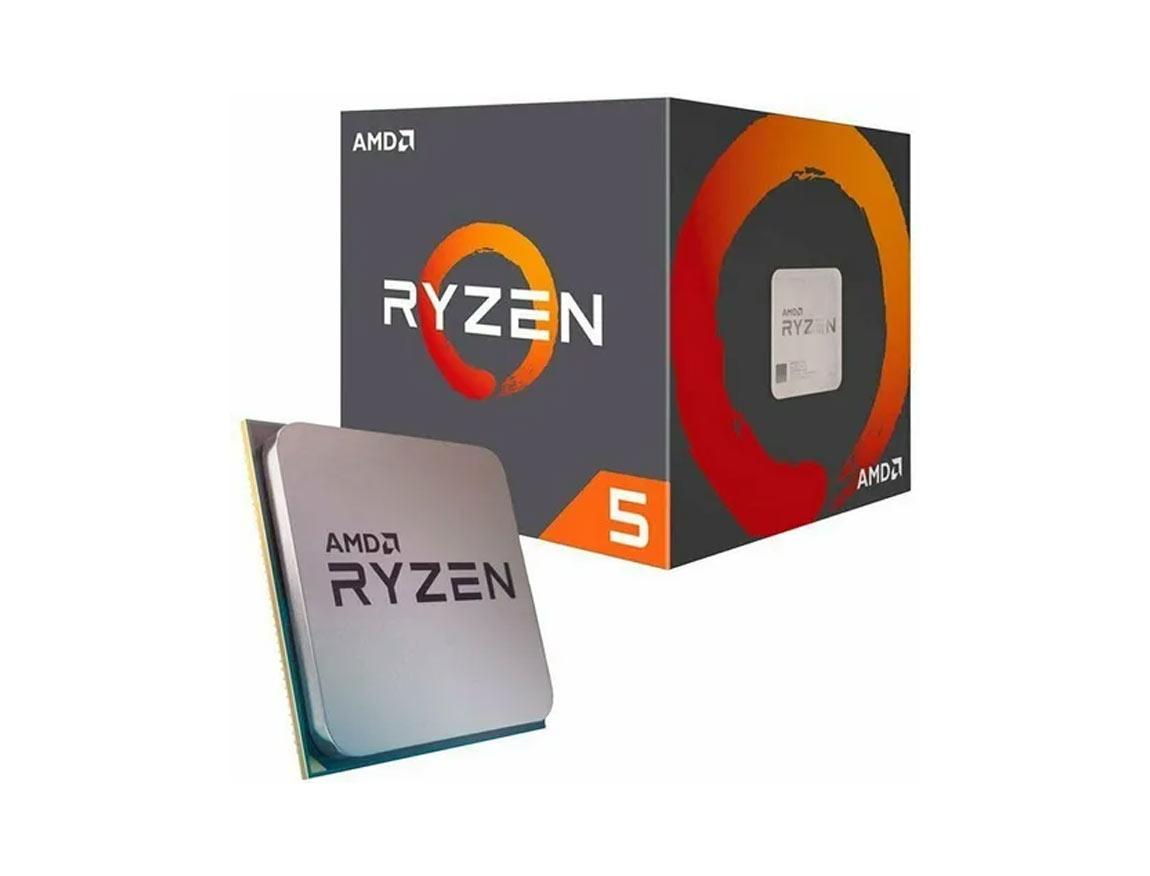 PROC. AMD RYZEN 5 1600 ( YD1600BBAEBOX ) 3.2GHZ-19.0MB | AM4