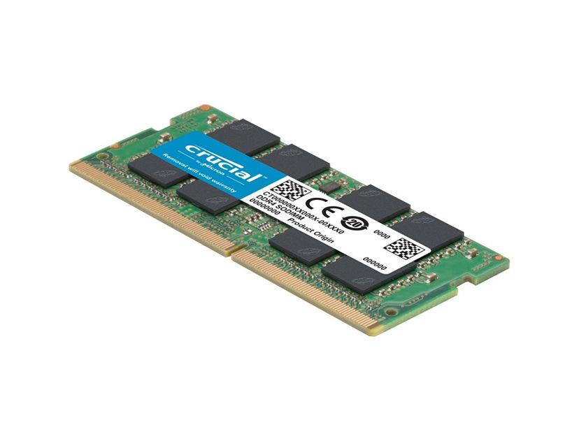 MEM. SODIMM CRUCIAL DDR4 16GB/2666 ( CT16G4SFD8266 )