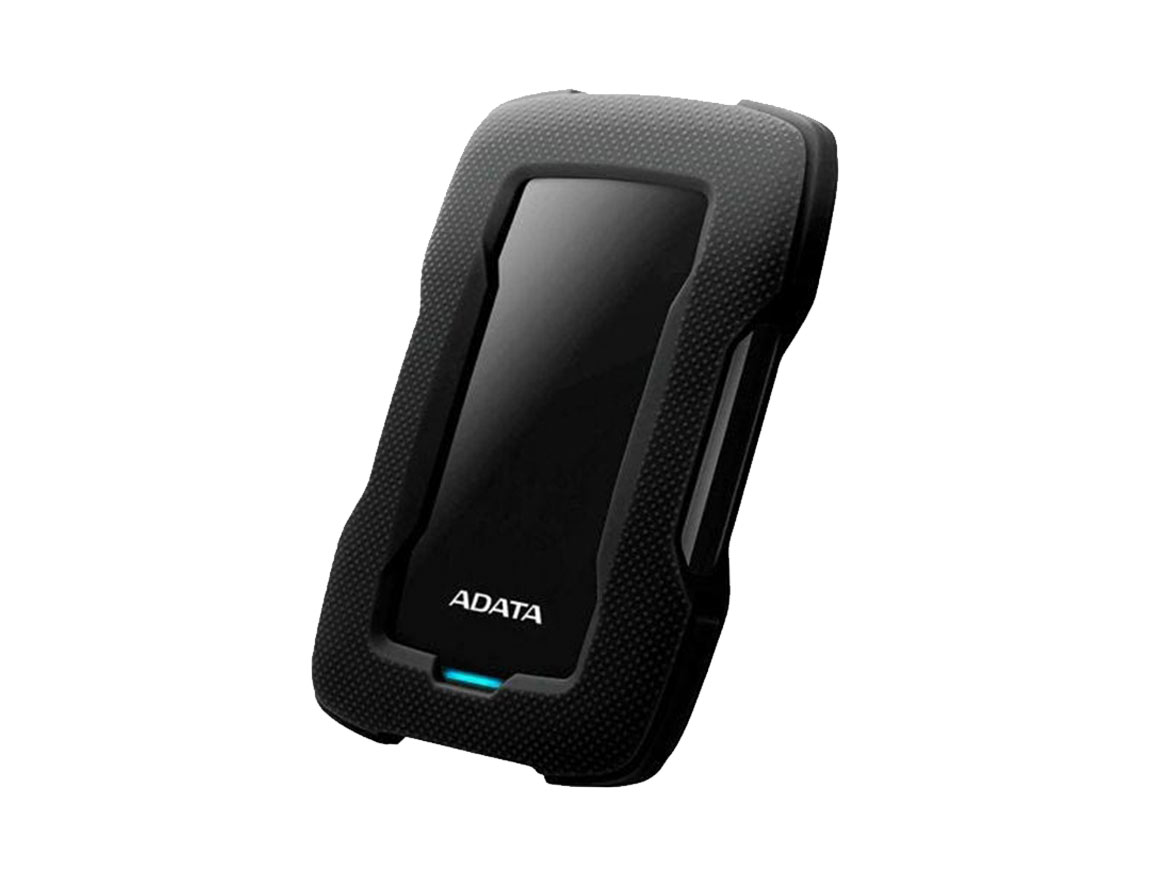 HDD  EXTERNO ADATA 2TB HD330 ( AHD330-2TU31-CBK ) NEGRO | ANTI GOLPE