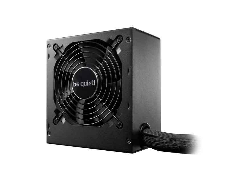 FUENTE BE QUIET SYSTEM POWER U9 ( BN607 ) 500W | BRONZE