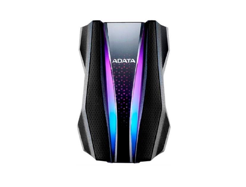 HDD  EXTERNO ADATA 1TB HD770G ( AHD770G-1TU32G1-CBK ) NEGRO   LED-RGB