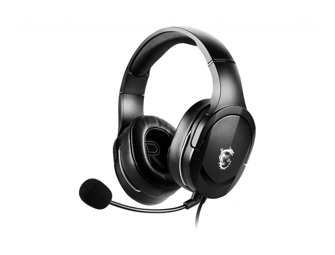 AURICULAR MSI IMMERSE GH20 ( IMMERSE GH20 ) GAMING | NEGRO