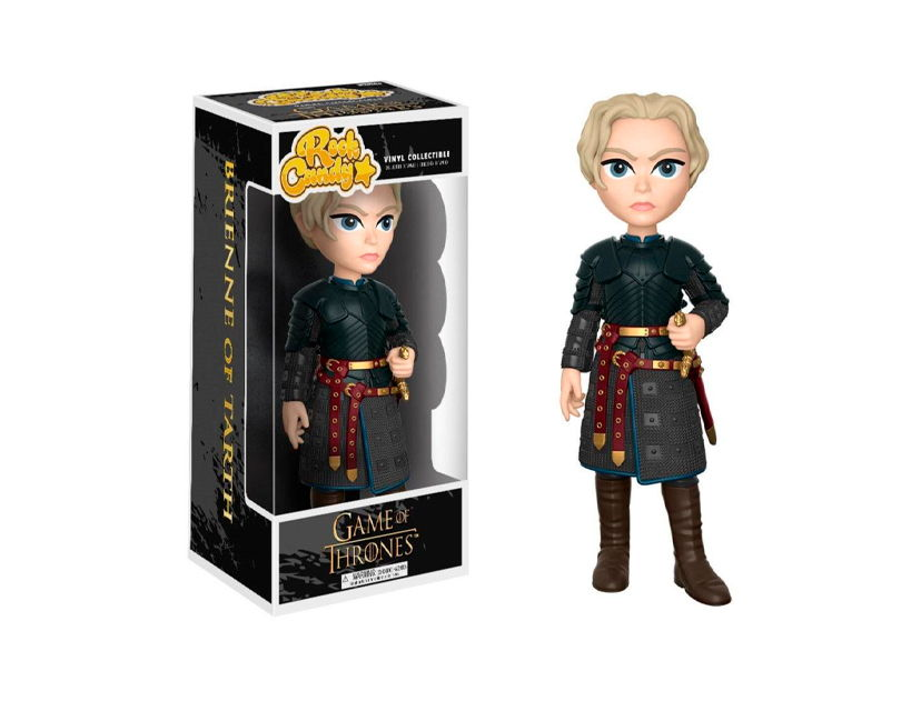 MUÑECO ANIME FUNKO POP ROOK CANDY GAME OF THRONES BRIENNE OF TARTH ( 88969814951